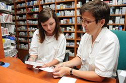 Six-Month Traineeship In The Pharmacy, 5th section
